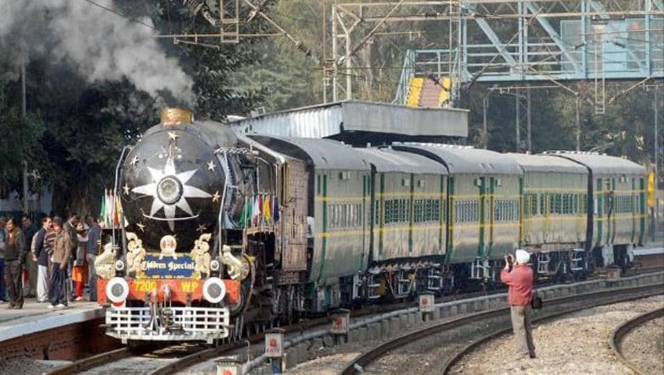 The steam workhorses of the Indian Railways – called black beauties – have mostly been cut up and sold as scrap in past decades.