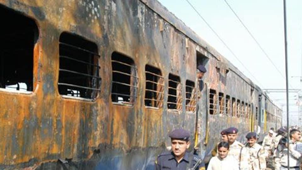 Samjhauta Express train