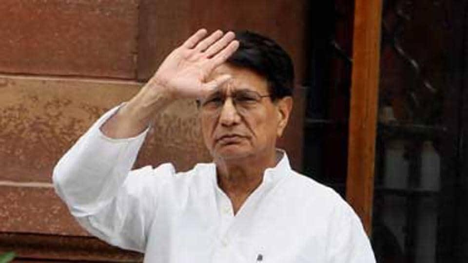 File photo of RJD leader Ajit Singh