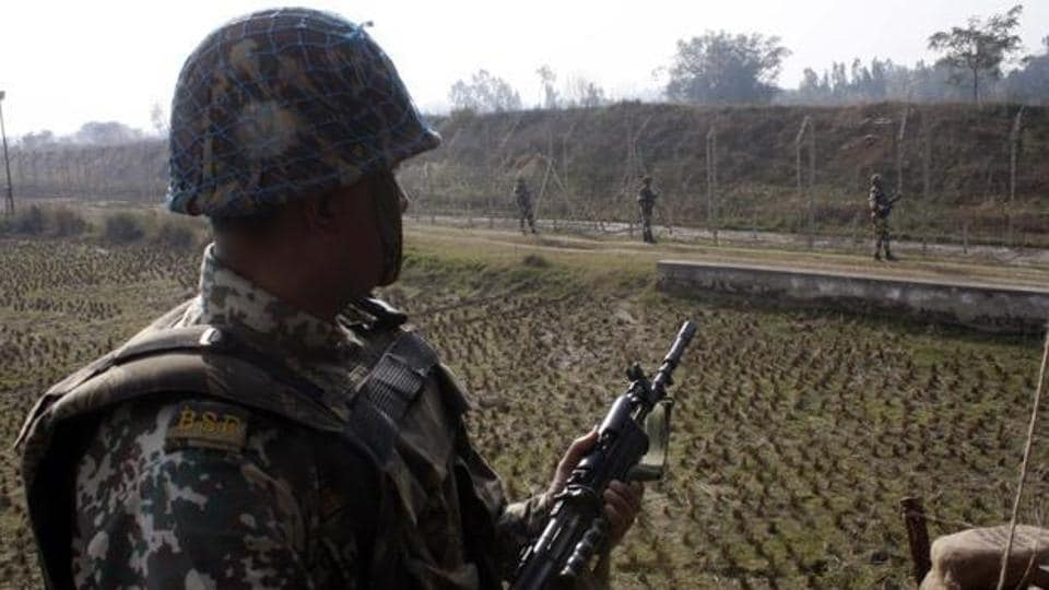 A Muslim man was killed when BSF troopers, while on patrol along the India-Bangladesh border in Tripura, opened fire suspecting him to be a smuggler.