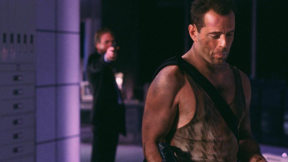 From Die Hard to Batman: 5 Christmas movies you'd forgotten were ...