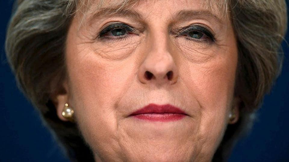 Brexit referendum,British Prime Minister,Theresa May