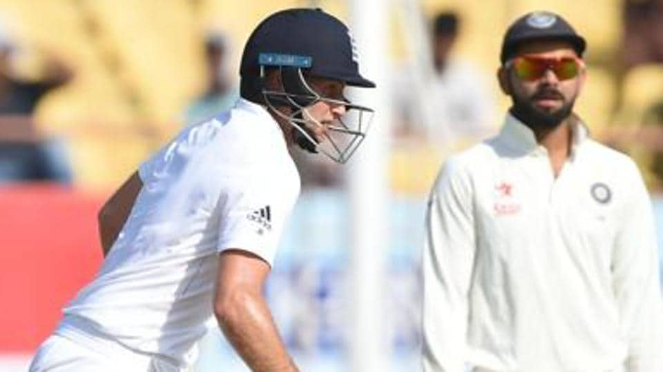 Virat Kohli and Joe Root are involved in an intense race for the tag of world's best batsman.