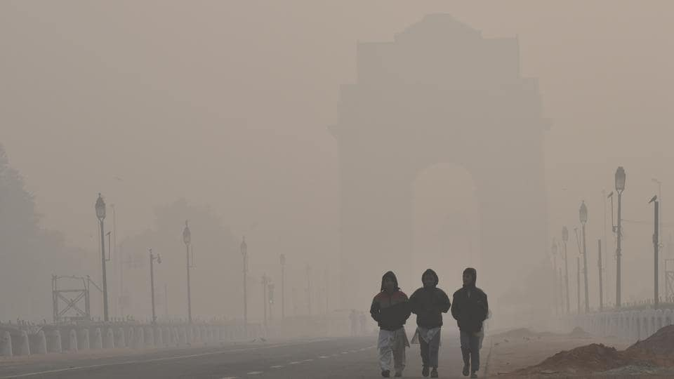 Delhi weather,Delhi fog,Delhi temperature