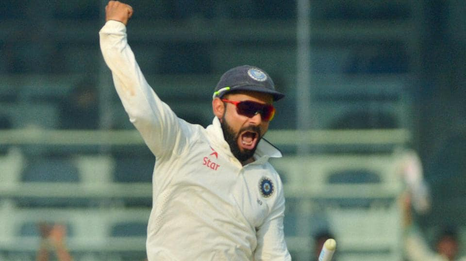 Virat Kohli has enjoyed a tremendous year in 2016, scoring three double centuries and going undefeated in 11 Tests.