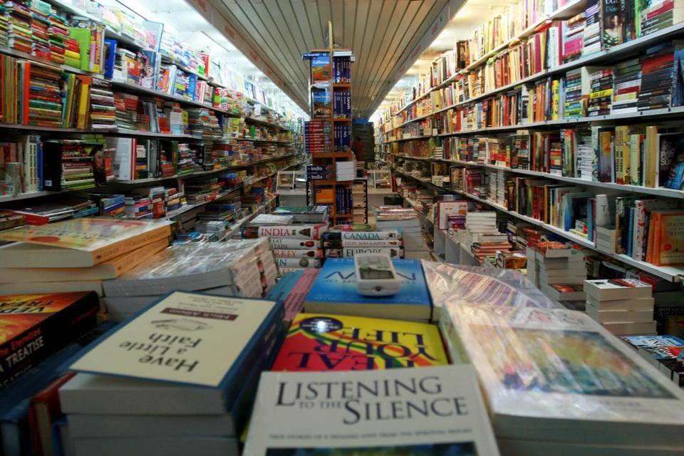 Bestselling books 2016