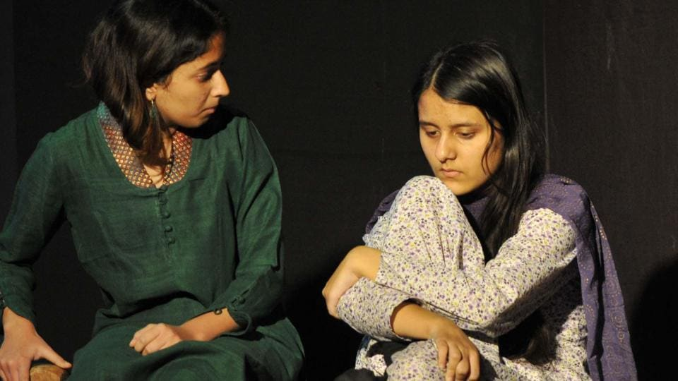 Wings Theatre Academy,'Stories By Gulzar',Chandigarh