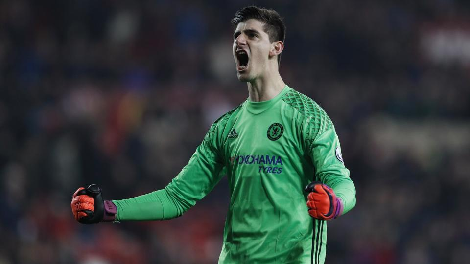 Real Madrid,Thibaut Courtois,Chelsea FC