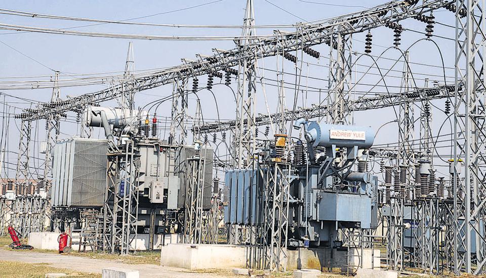transmission and distribution,Uttar Haryana Bijli Vitran Nigam,Manohar Lal Khattar
