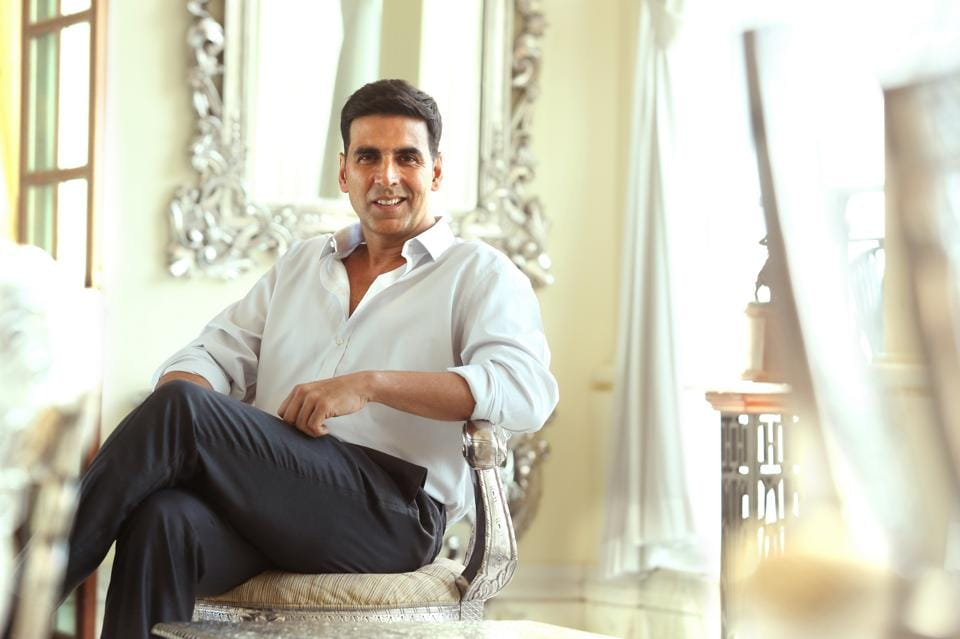 Actor Akshay Kumar  is the only A-lister with three blockbusters to his credit this year.