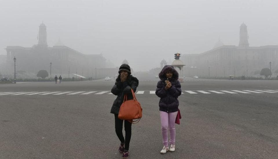 Air pollution,Delhi smog,PM 2.5