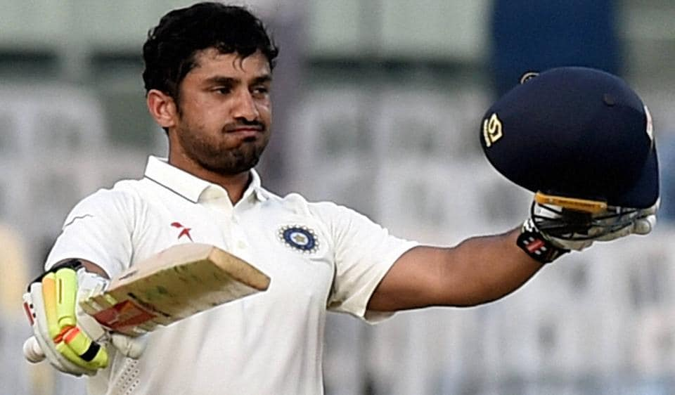 karun nair,india vs england test series,rahul dravid