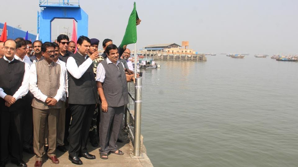 Ferry services,Inland waterways,Ferry in India