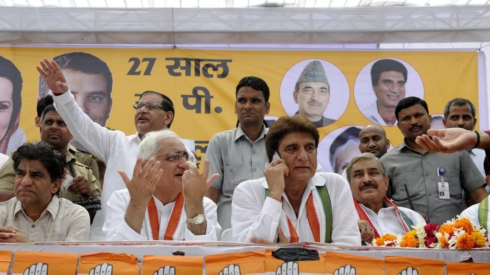 "Raj Babbar said the state Congress is ""capable enough"" to fight elections on its own and ruled out any alliance with any party in the coming Assembly polls slated next year."
