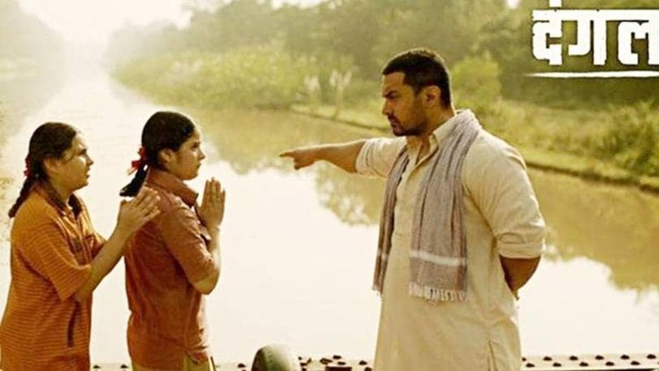 Aamirs Dangal Bulldozes Through Box Office Earns Rs 10695 Cr In