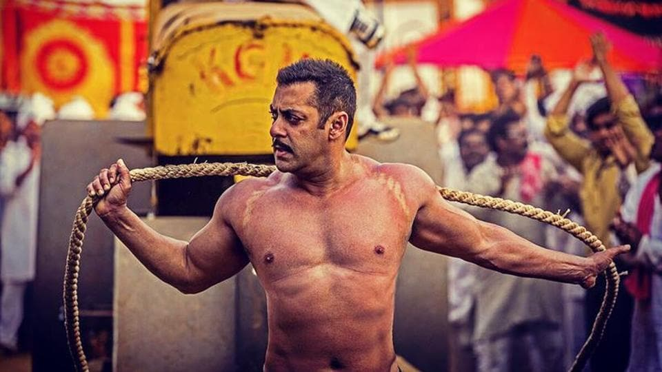 Salman Khan's Sultan crossed the Rs 300 cr mark earlier this year.