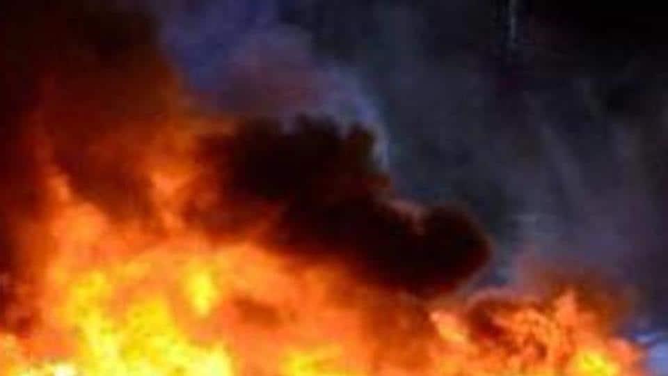Tamil Nadu,Fire,Fireworks factory