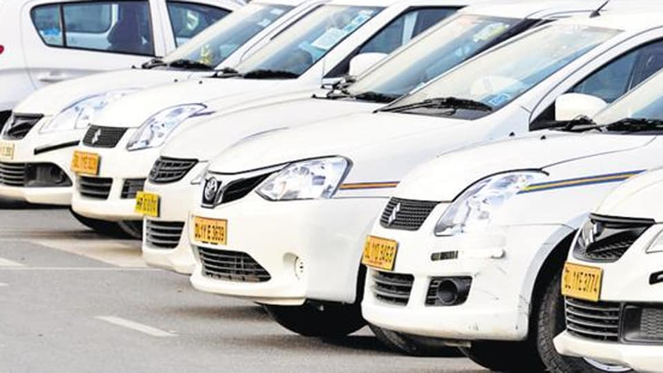Passengers who were made to pay three times charges for taking a cab even for shorter distances.