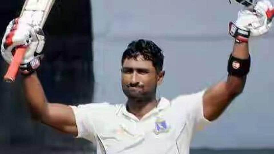 Bengal batsman Pankaj Shaw scored an unbeaten 413 for Barisha Sporting.