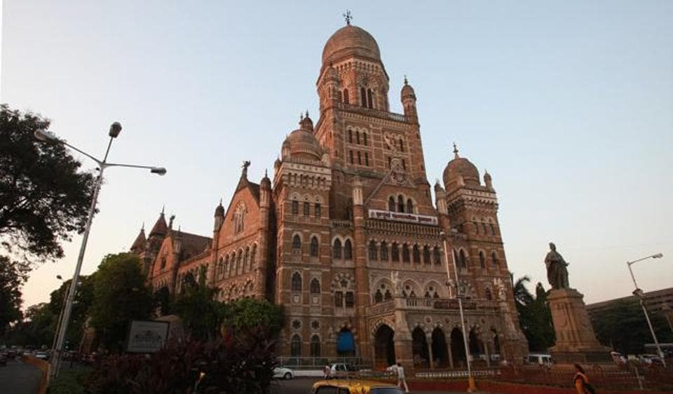 This is the first time the BMC has taken action against an organisation for alleged misuse of an open space under its control.