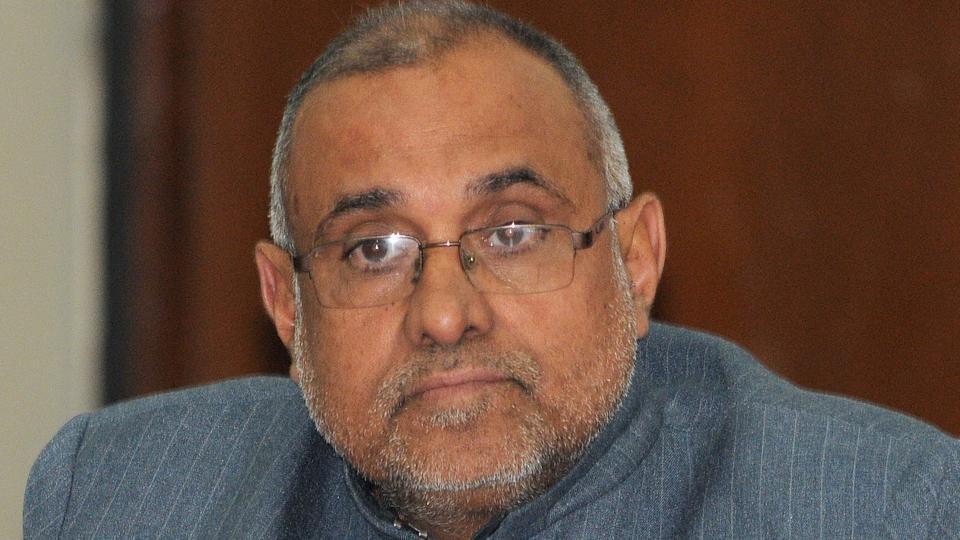 Former Rajya Sabha MP Avinash Rai Khanna.