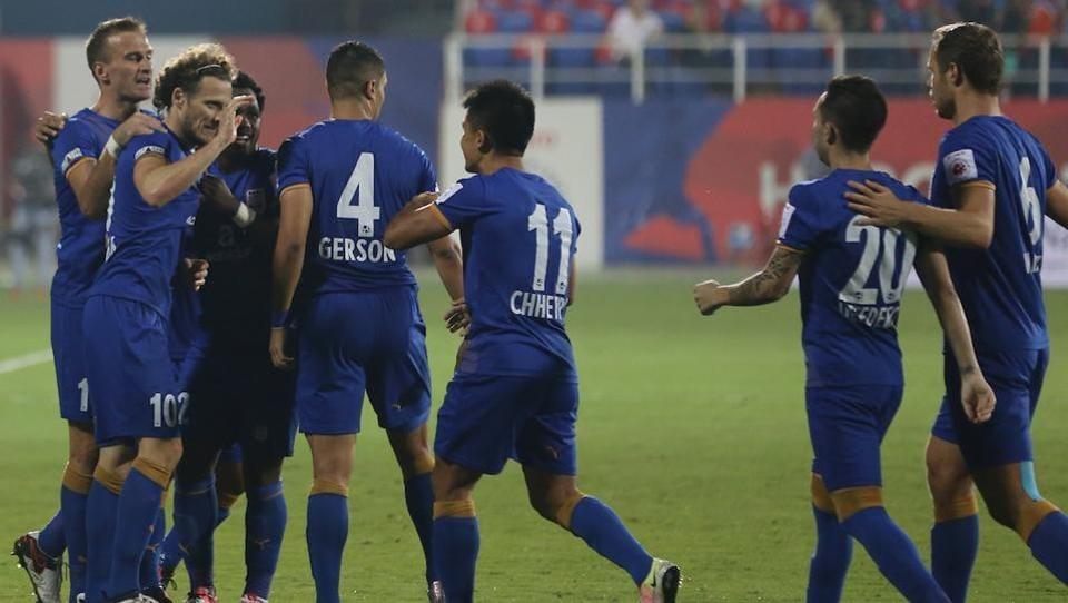 Mumbai City FC,Indian Super league,ISL 2016