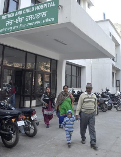 health department,fails,'MAA' scheme