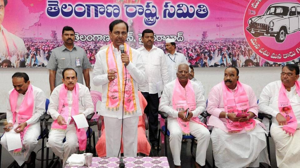 Telangana chief minister K Chandrasekhar Rao has been on land allotment spree to various communities in an apparent bid to win over their support in the state