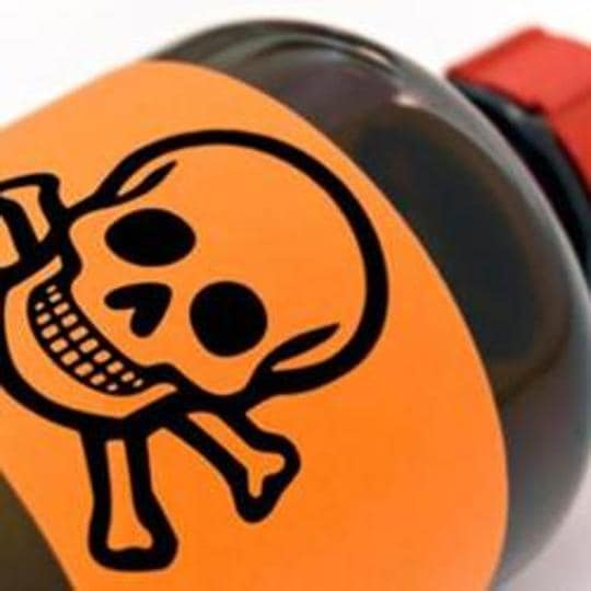 A 19-year-old  farmer's son attempted suicide by consumed pesticide .