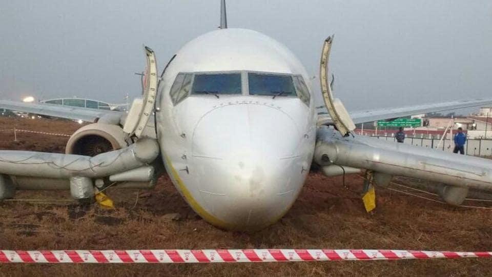 Jet Airways,Dabolim airport,Goa