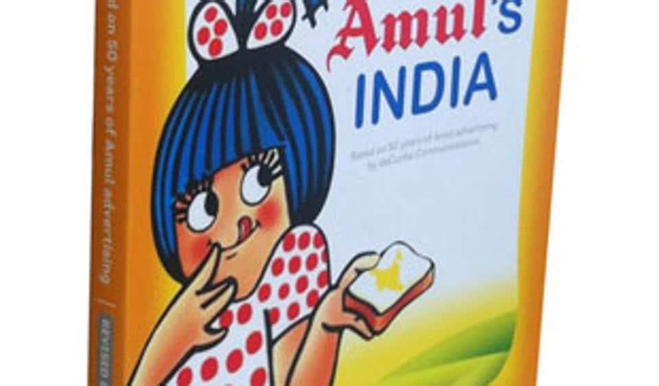 Amul girl,Amul brand,GCMMF