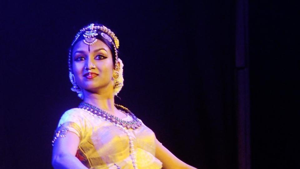 Bhavana Reddy during a performance.