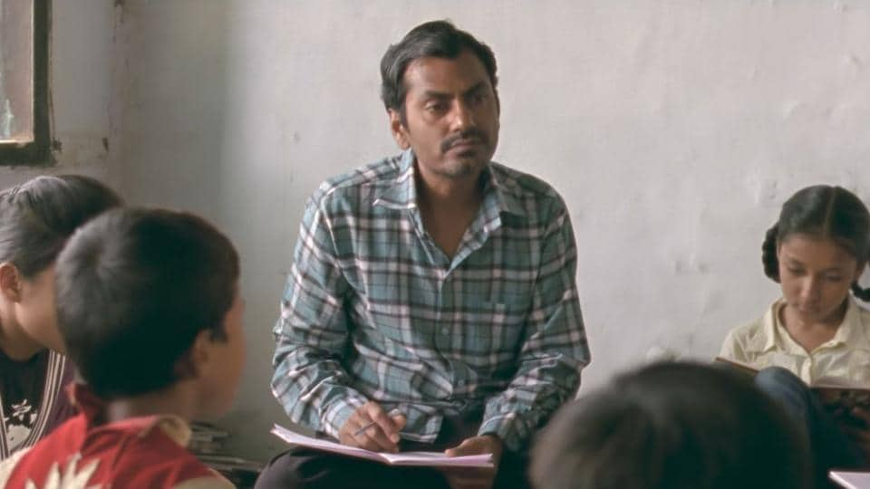 The movie, which features Nawazuddin Siddiqui and Shweta Tripathi, is set in real locations.