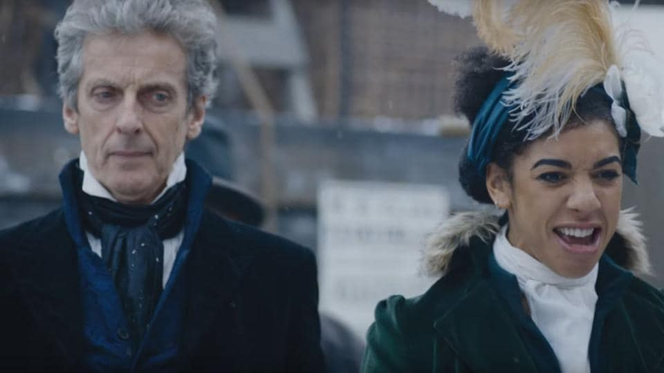 In the trailer, we learn that Bill (Pearl Mackie) used to serve French fries before joining the Doctor in his time-travel adventures.