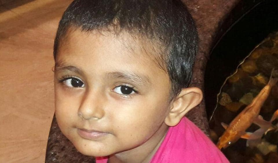 The child, Junera Khan, was kidnapped from her home in Dongri.