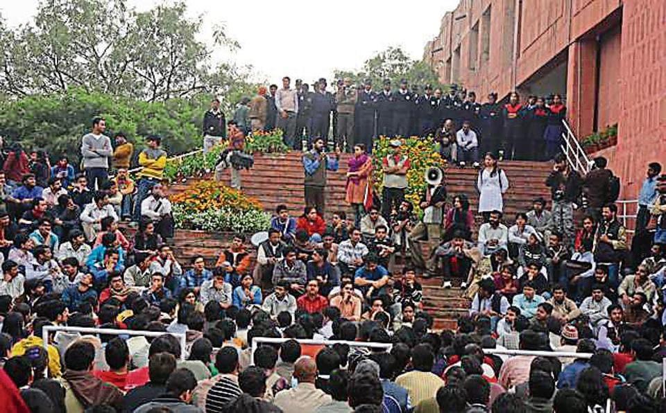 JNU,JNU academic council,Jawaharlal Nehru University