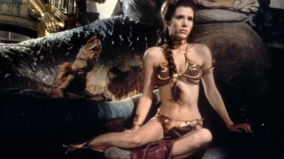 Carrie Fisher passed away at the age of 60 on December 27.