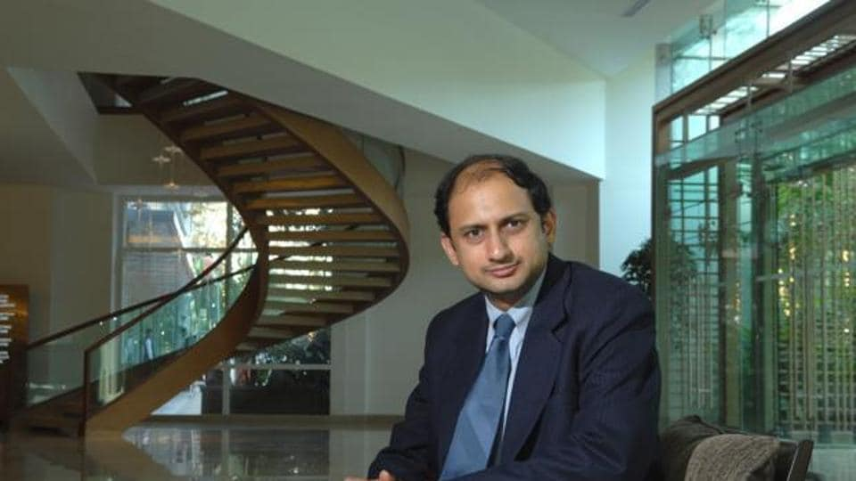 Viral Acharya teaches at the Stern School of Business in New York University,