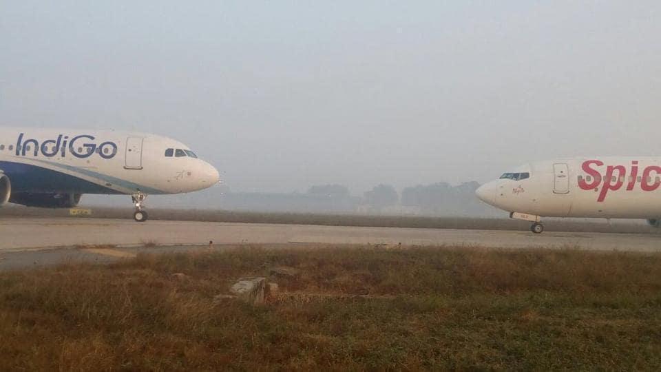 Air Traffic Controller,Delhi airport,IndiGo