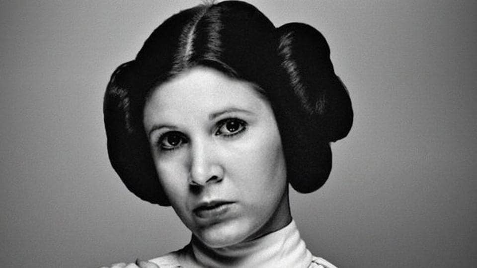 Carrie Fisher,Princess Leia,Star Wars