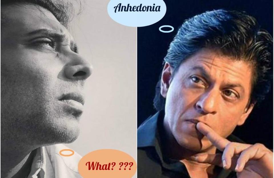 Shah Rukh Khan,Uday Chopra,Uday Chopra Tweets