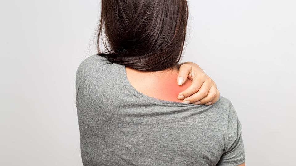 Scientists say that shoulder problems need not just be because of physical strain.