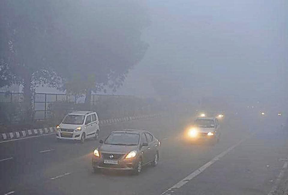 The meteorological department has forecast very dense fog from Thursday.