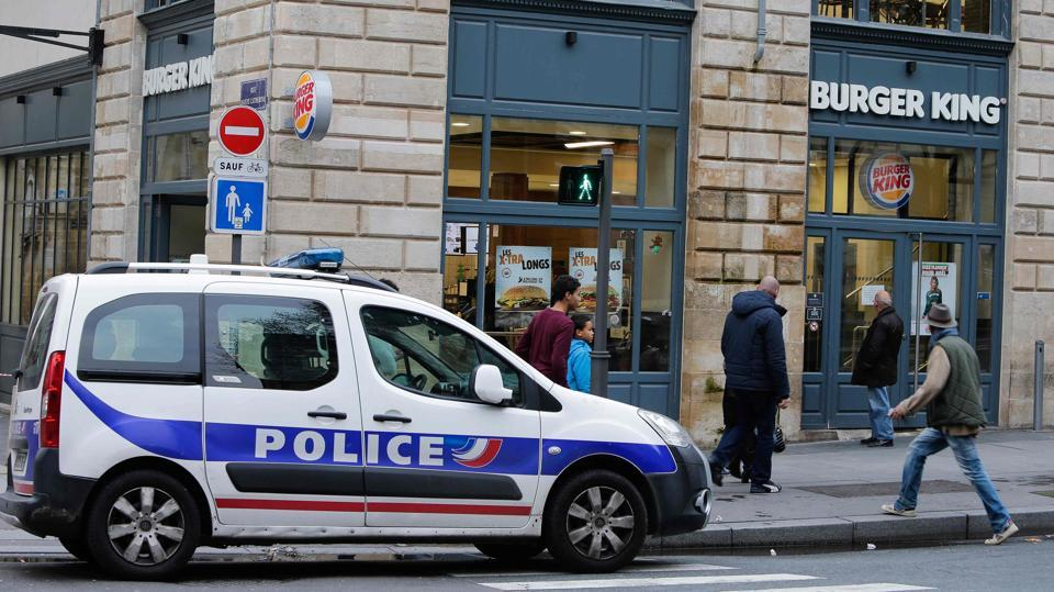 Police in south west France have arrested a man suspected of having planned an attack on New Year's eve.