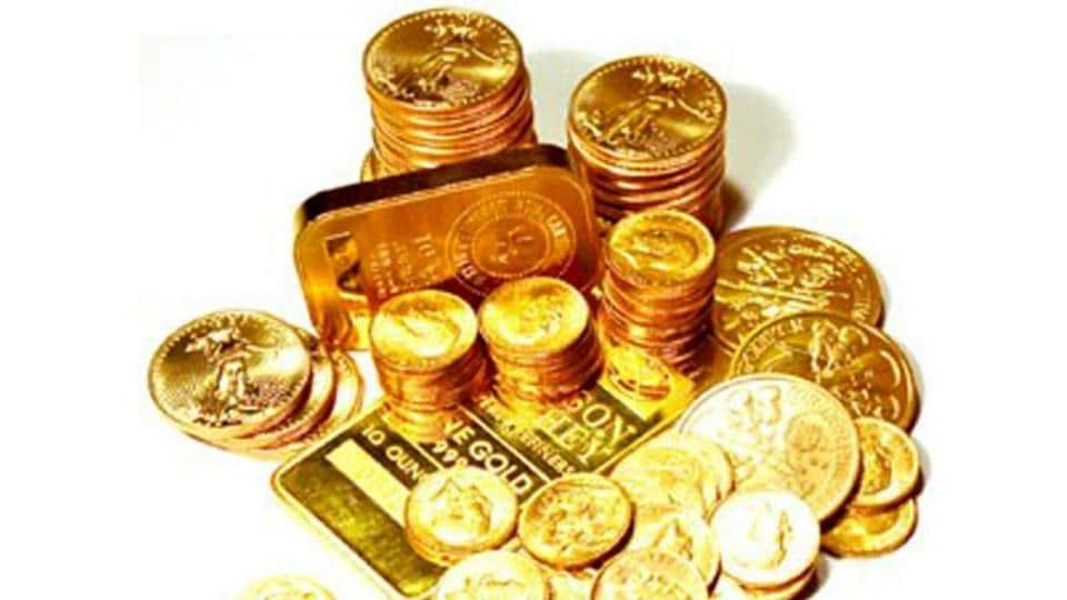 Around 40 kgs of gold and Rs 1 lakh in cash were looted by a group of five persons