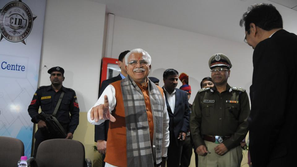 The Haryana police have set up the country's first  centre for digital investigation and training in Gurgaon in a bid to enhance cyber policing and monitor social media content.