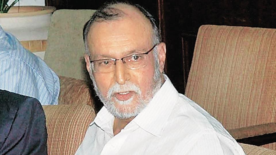 Image result for Anil Baijal
