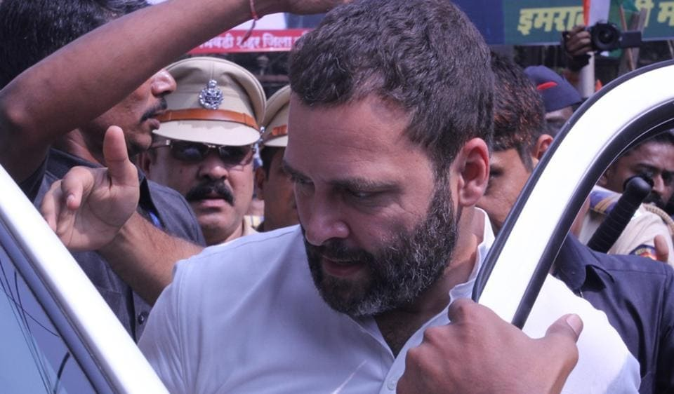 Congress vice-president Rahul Gandhi has taken on PMNarendra Modi in no uncertain terms.