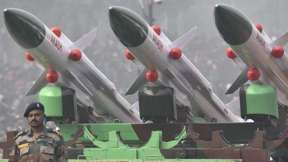 A report by an Amercian research organisation said India had purchased defence equipment worth USD 34 billion between 2008 and 2015, making it the second largest arms purchaser in the world.