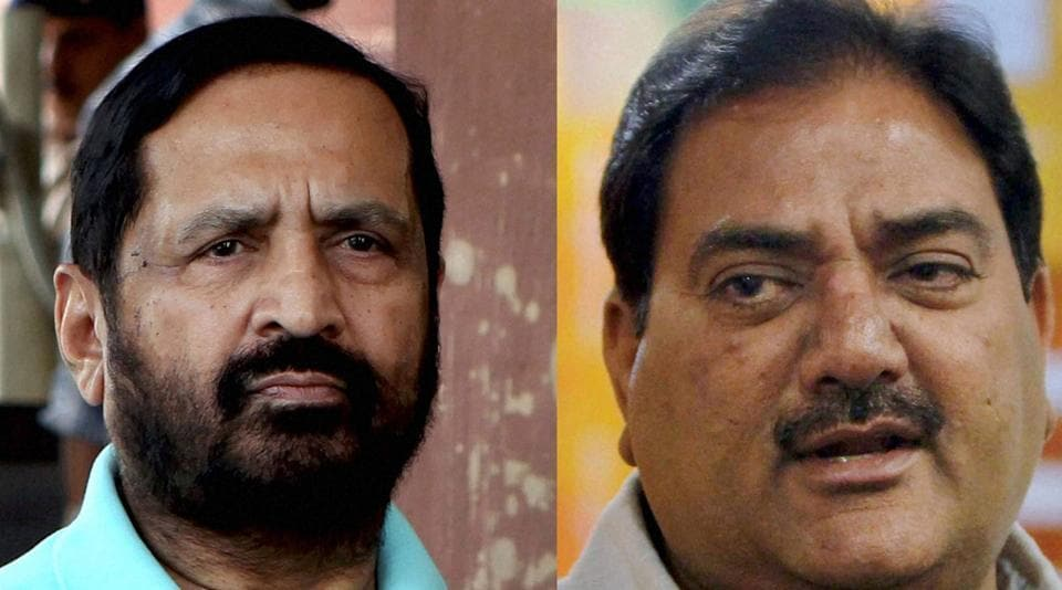 Suresh Kalmadi,Abhay Singh Chautala,Indian Olympic Association